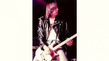 Johnny Ramone Age and Birthday