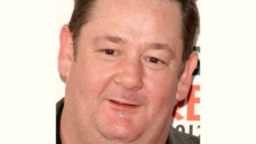 Johnny Vegas Age and Birthday