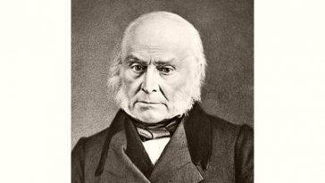 Johnquincy Adams Age and Birthday