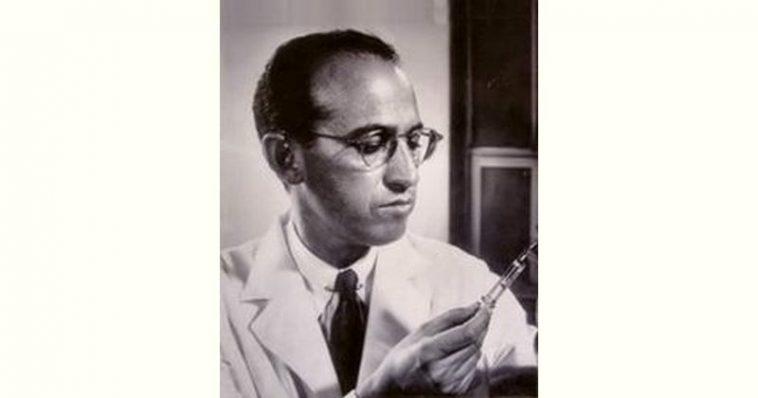 Jonas Salk Age and Birthday