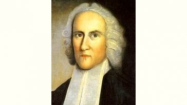 Jonathan Edwards Age and Birthday