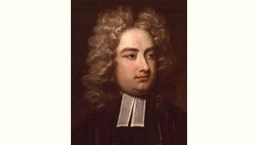 Jonathan Swift Age and Birthday