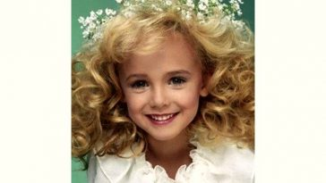 Jonbenet Ramsey Age and Birthday