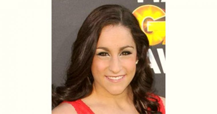 Jordyn Wieber Age and Birthday
