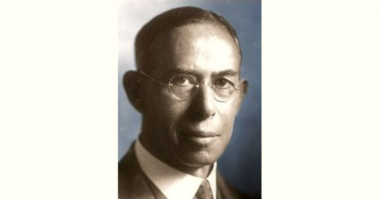 Joseph Erlanger Age and Birthday