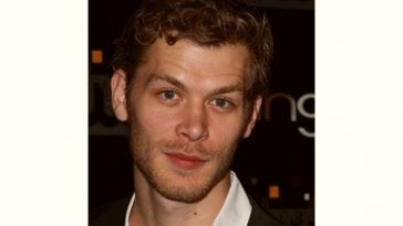 Joseph Morgan Age and Birthday