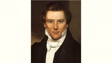 Joseph Smith Jr Age and Birthday