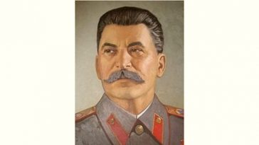 Joseph Stalin Age and Birthday