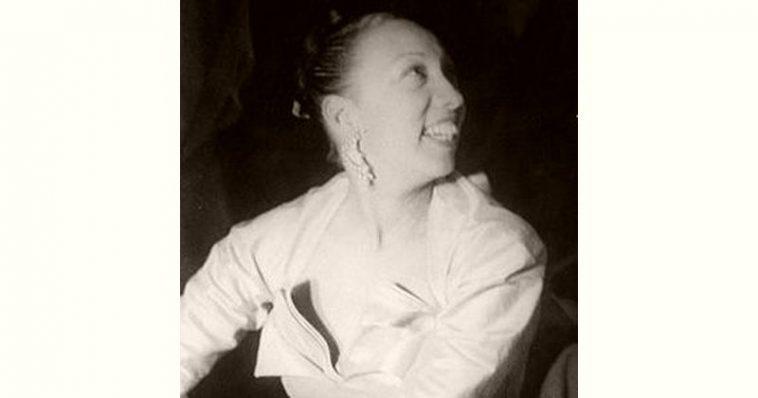 Josephine Baker Age and Birthday