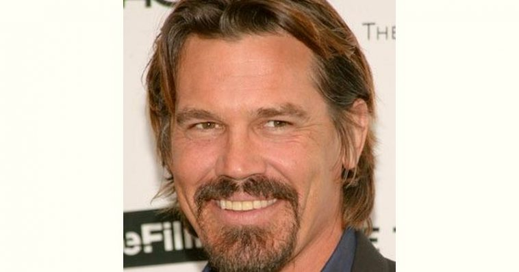 Josh Brolin Age and Birthday