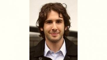 Josh Groban Age and Birthday
