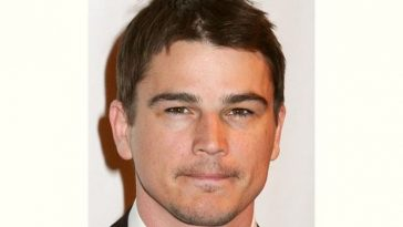 Josh Hartnett Age and Birthday
