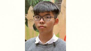 Joshua Wong Age and Birthday