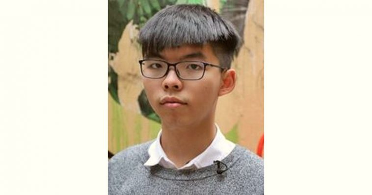 Joshua Wong Age and Birthday
