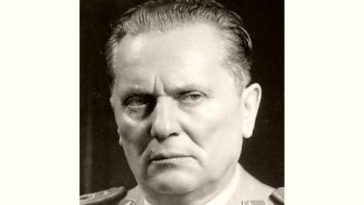 Josip Tito Age and Birthday