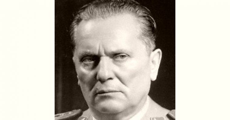 Josip Tito Age and Birthday