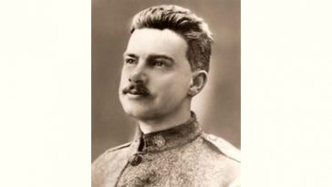 Joyce Kilmer Age and Birthday