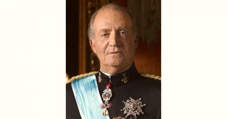 Juan Carlos I Age and Birthday