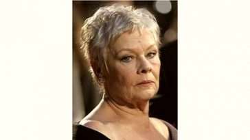 Judi Dench Age and Birthday