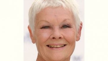 Judy Dench Age and Birthday