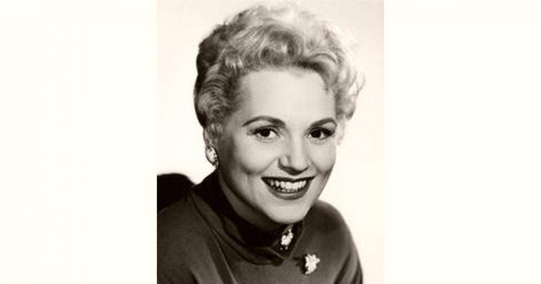 Judy Holliday Age and Birthday