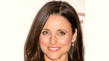 Julia Dreyfus Age and Birthday