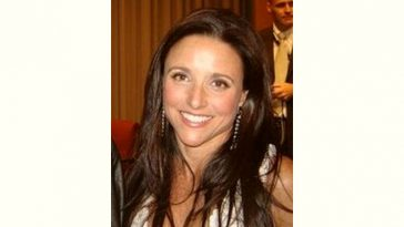 Julia Louis-Dreyfus Age and Birthday