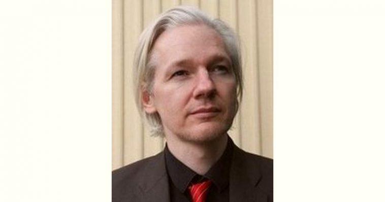 Julian Assange Age and Birthday