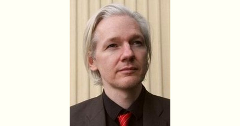 Julian Assange Age and Birthday