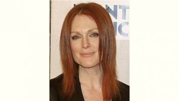 Julianne Moore Age and Birthday