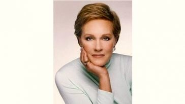 Julie Andrews Age and Birthday