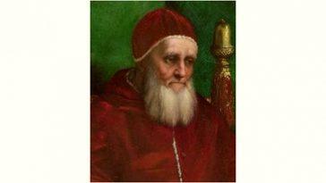 Julius II Age and Birthday