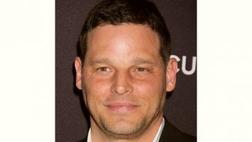 Justin Chambers Age and Birthday