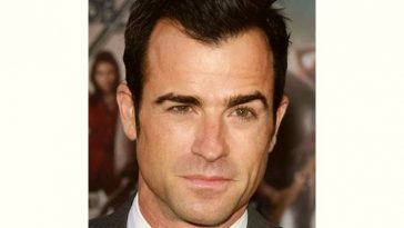 Justin Theroux Age and Birthday