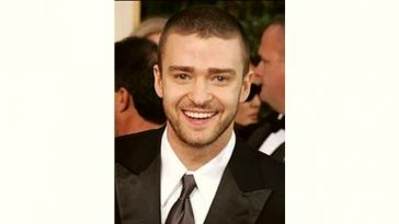 Justin Timberlake Age and Birthday