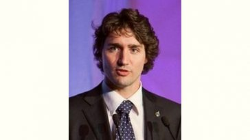 Justin Trudeau Age and Birthday