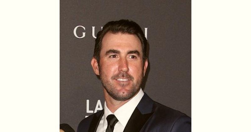 Justin Verlander Age and Birthday