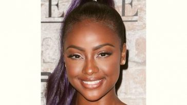 Justine Skye Age and Birthday