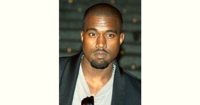 Kanye West Age and Birthday