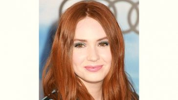 Karen Gillan Age and Birthday