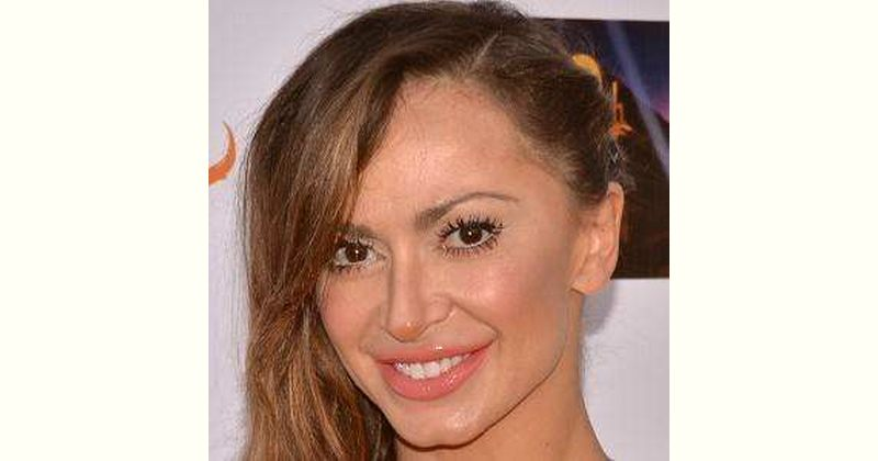 Karina Smirnoff Age and Birthday