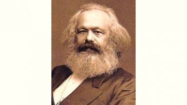 Karl Marx Age and Birthday