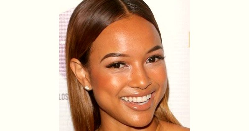 Karrueche Tran Age and Birthday