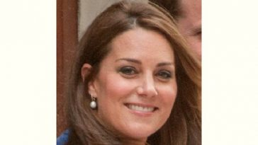 Kate Middleton Age and Birthday