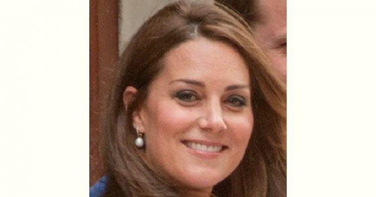 Kate Middleton Age and Birthday