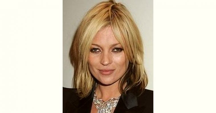 Kate Moss Age and Birthday