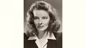 Katharine Hepburn Age and Birthday