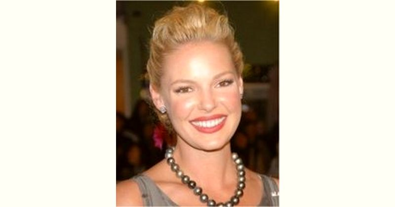 Katherine Heigl Age and Birthday