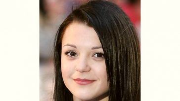Kathryn Prescott Age and Birthday