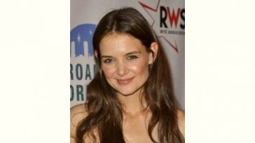 Katie Holmes Age and Birthday